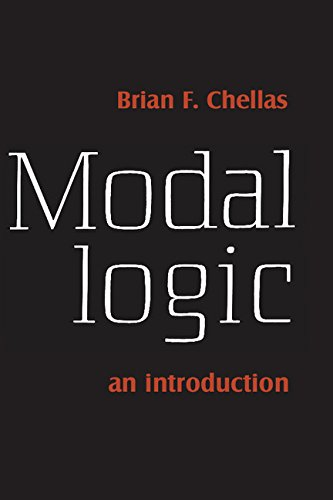 9780521224765: Modal Logic: An Introduction