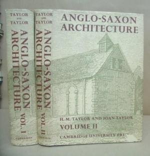 9780521224819: Anglo-Saxon Architecture 2 vol set