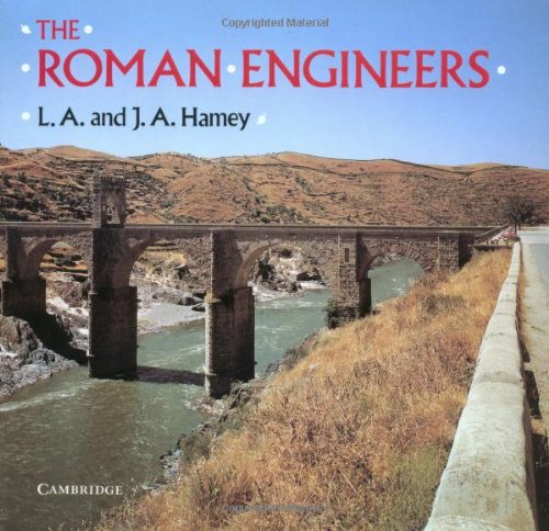 9780521225113: The Roman Engineers