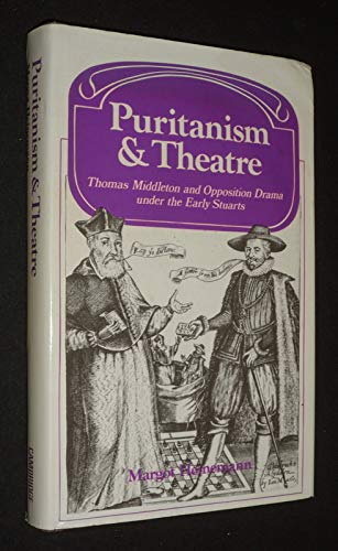 9780521226028: Puritanism and Theatre (Past and Present Publications)