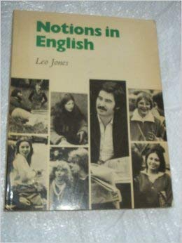 Notions in English (English Language Learning: Reading Scheme) (9780521226202) by Jones, Leo