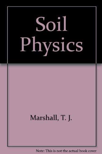 9780521226226: Soil Physics