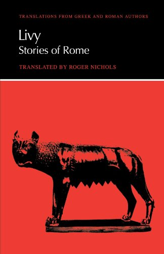9780521228169: Livy: Stories of Rome (Translations from Greek and Roman Authors)