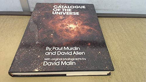 9780521228596: Catalogue of the Universe