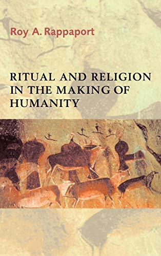 9780521228732: Ritual and Religion in the Making of Humanity