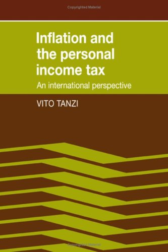 9780521229876: Inflation and the Personal Income Tax: An International Perspective