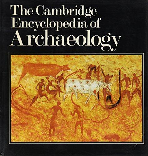 9780521229890: Cambridge Encyclopedia Archaeology