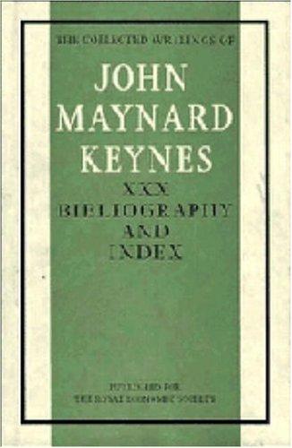 9780521230766: The Collected Writings of John Maynard Keynes: Volume 30
