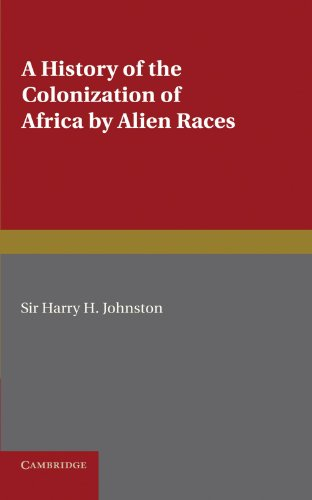 9780521231282: A History of the Colonization of Africa by Alien Races