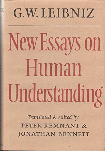 9780521231473: G. W. Leibniz: New Essays on Human Understanding