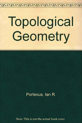 9780521231602: Topological Geometry