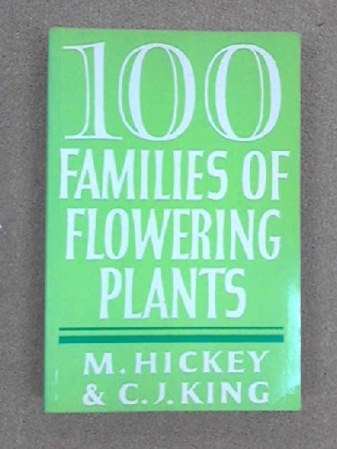9780521232838: 100 Families of Flowering Plants