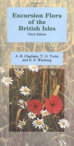 Excursion Flora of the British Isles Plastic: Clapham, A. R.,