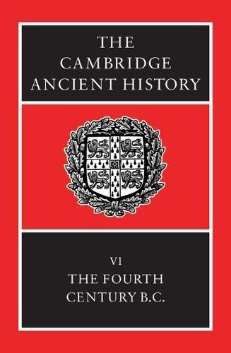 9780521233484: The Cambridge Ancient History: Volume 6
