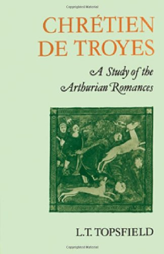 9780521233613: Chrétien de Troyes: A Study of the Arthurian Romances