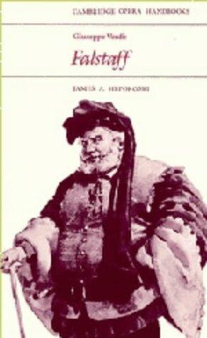 9780521235341: Giuseppe Verdi: Falstaff (Cambridge Opera Handbooks)