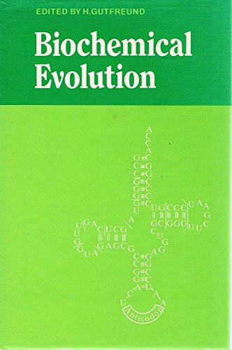 9780521235495: Biochemical Evolution