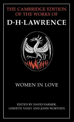 9780521235655: Women in Love (The Cambridge Edition of the Works of D. H. Lawrence)