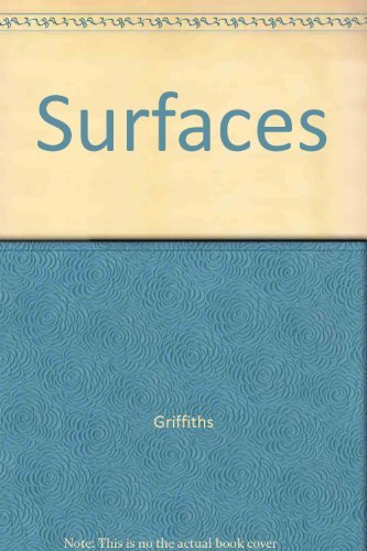 9780521235709: Surfaces