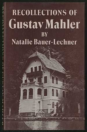 9780521235723: Recollections of Gustav Mahler