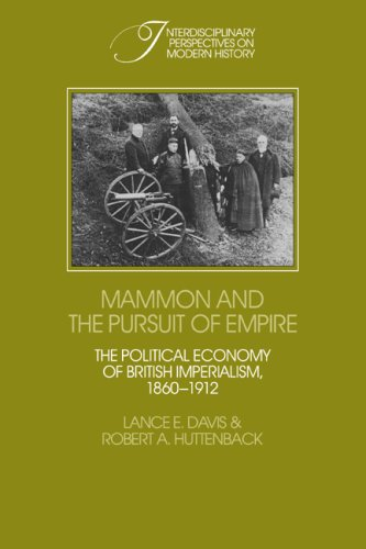 9780521236119: Mammon and the Pursuit of Empire: The Political Economy of British Imperialism, 1860-1912 (Interdisciplinary Perspectives on Modern History)