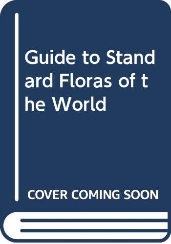 9780521236881: Guide to Standard Floras of the World