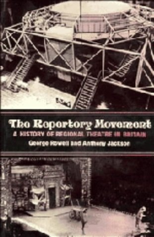 9780521237390: The Repertory Movement: A History of Regional Theatre in Britain