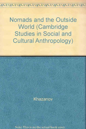 9780521238137: Nomads and the Outside World (Cambridge Studies in Social and Cultural Anthropology)
