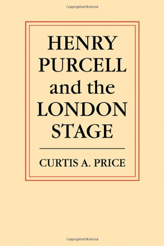 9780521238311: Henry Purcell and the London Stage
