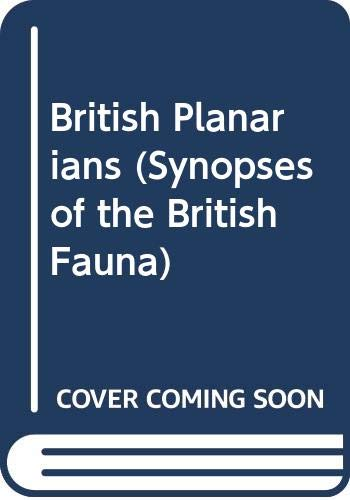 9780521238755: British Planarians (Synopses of the British Fauna)