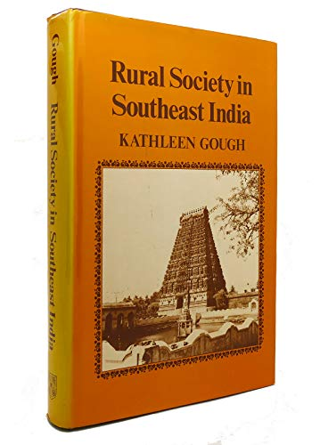 9780521238892: Rural Society in Southeast India (Cambridge Studies in Social and Cultural Anthropology)