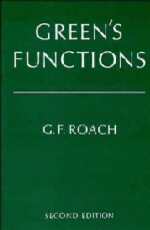 9780521238908: Green's Functions