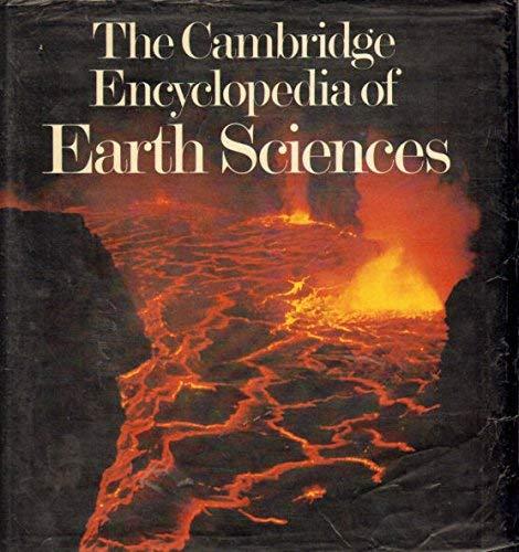 9780521239004: The Cambridge Encyclopedia of Earth Sciences