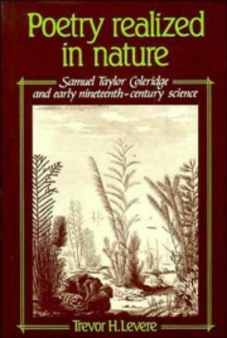 9780521239202: Poetry Realized in Nature: Samuel Taylor Coleridge and Early Nineteenth-Century Science