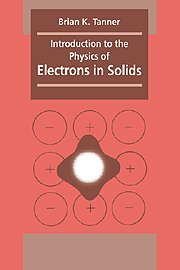9780521239417: Introduction to the Physics of Electrons in Solids