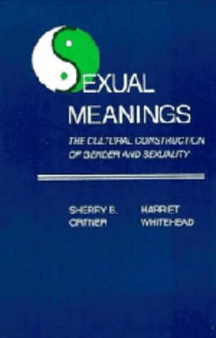 9780521239653: Sexual Meanings: The Cultural Construction of Gender and Sexuality