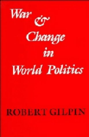 9780521240185: War and Change in World Politics