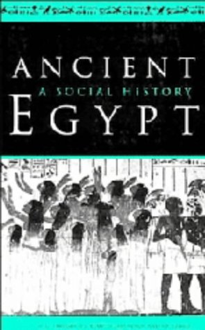 9780521240802: Ancient Egypt: A Social History