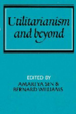 9780521242967: Utilitarianism and Beyond