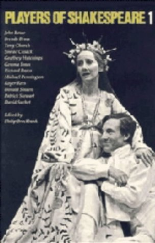 9780521244282: Players of Shakespeare 1: Essays in Shakespearean Performance by Twelve Players with the Royal Shakespeare Company