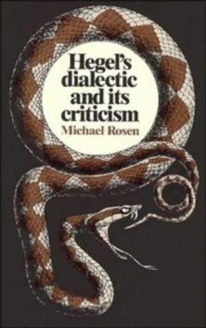 9780521244848: Hegel's Dialectic and its Criticism