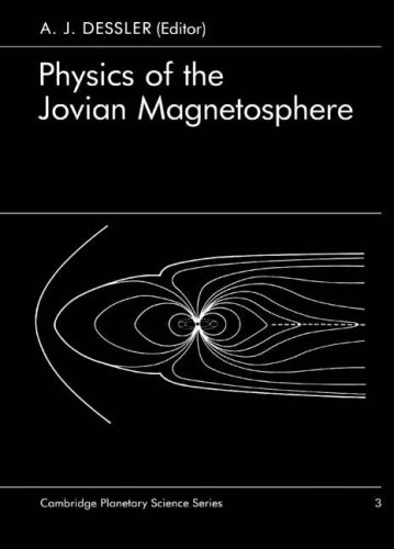 9780521245586: Physics of the Jovian Magnetosphere (Cambridge Planetary Science Old)