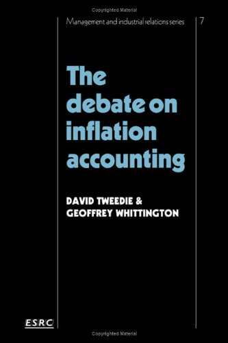 9780521245869: The Debate on Inflation Accounting (Cambridge Studies in Management)