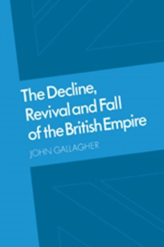 the decline of the british empire The paperback of the the decline and fall of the british empire  much more confusion as to the reasons of the decline and fall of british empire than before i.