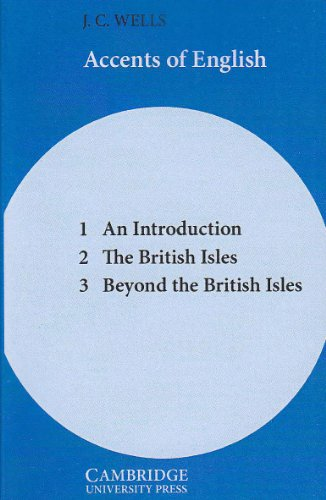 9780521246484: Accents of English: Volume 1 (v. 1)