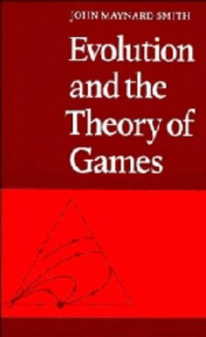 9780521246736: Evolution and the Theory of Games