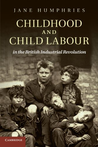 9780521248969: Childhood and Child Labour in the British Industrial Revolution