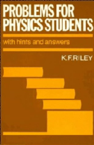 9780521249218: Problems for Physics Students: With Hints and Answers