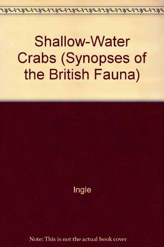 9780521249638: Shallow-Water Crabs (Synopses of the British Fauna)