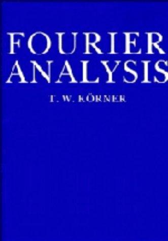 9780521251204: Fourier Analysis